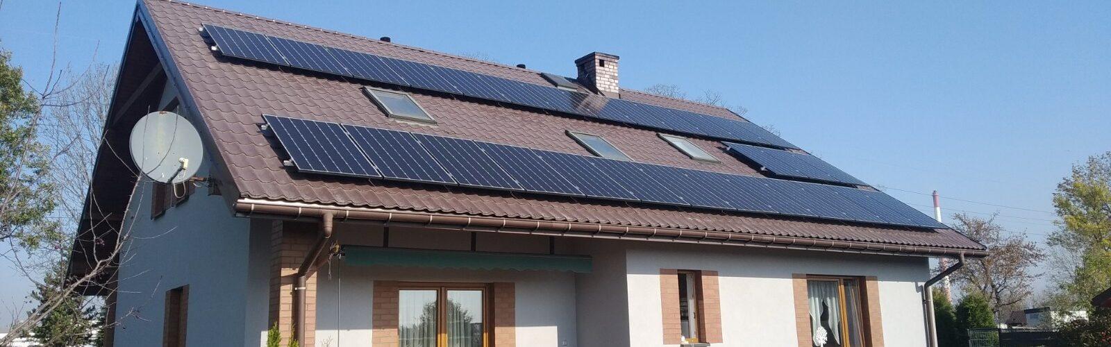Instalacja PV 9,9 kW Bieruń