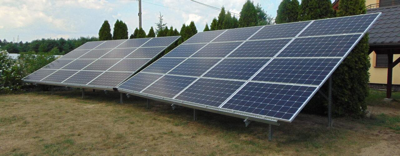 stół PV 9,9 kW