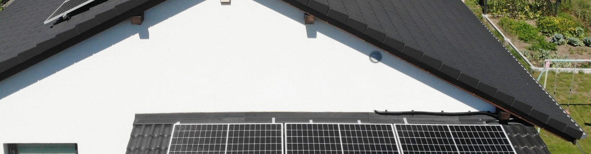 Imielin generator PV na 2 plaszczyznach dachu
