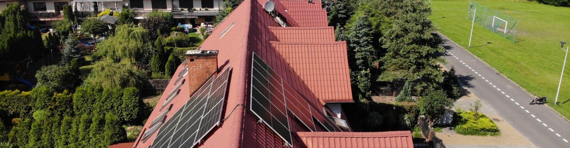 Ledziany instalacja PV 9,9 kW