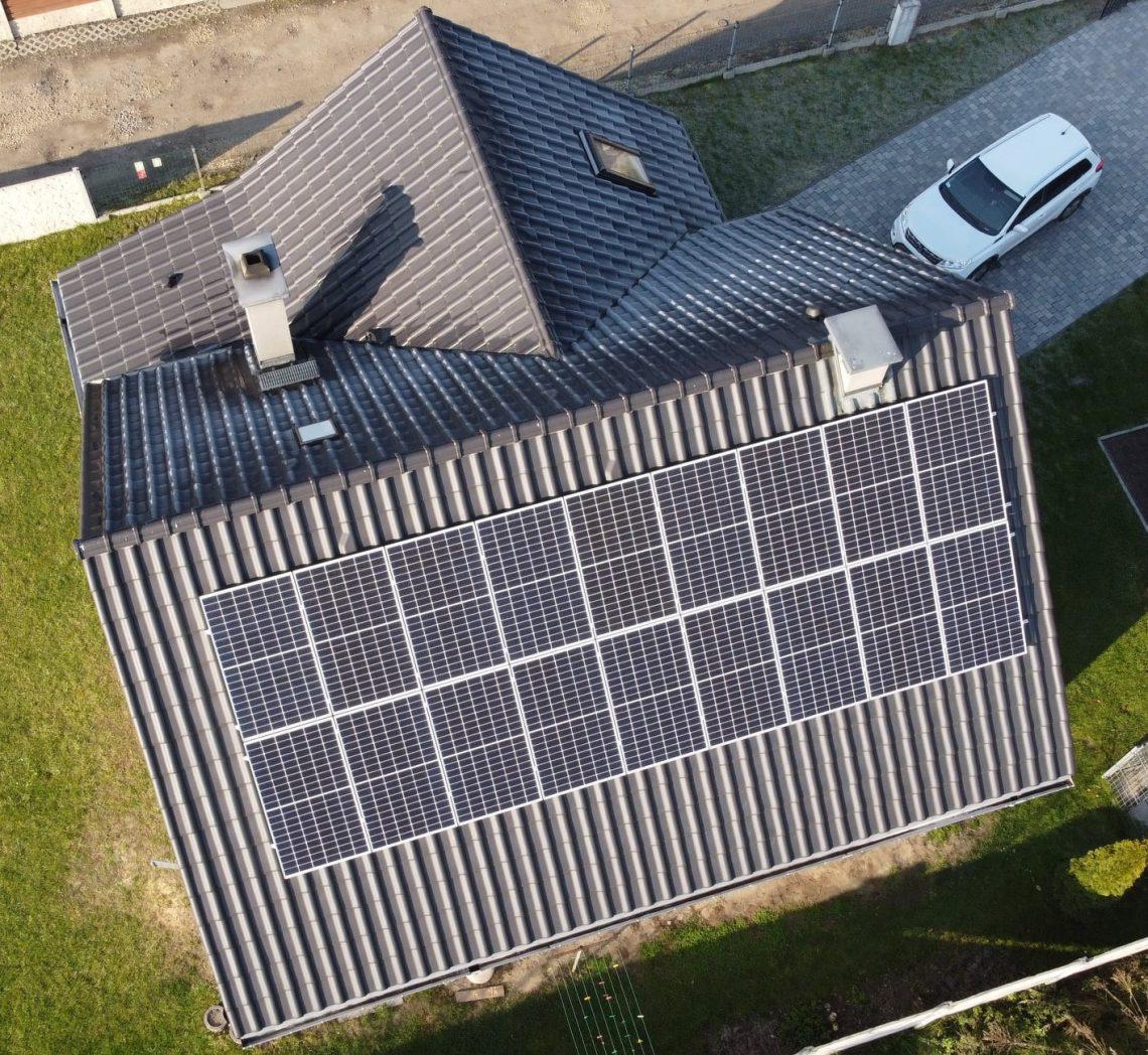 montaż instalacji PV w Sosnowcu