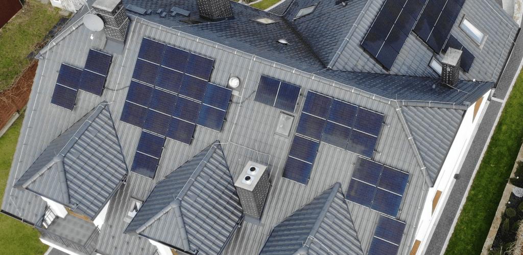 Fotowoltaika Jaworzno PV 9,3 kW z optymalizacją Solaredge