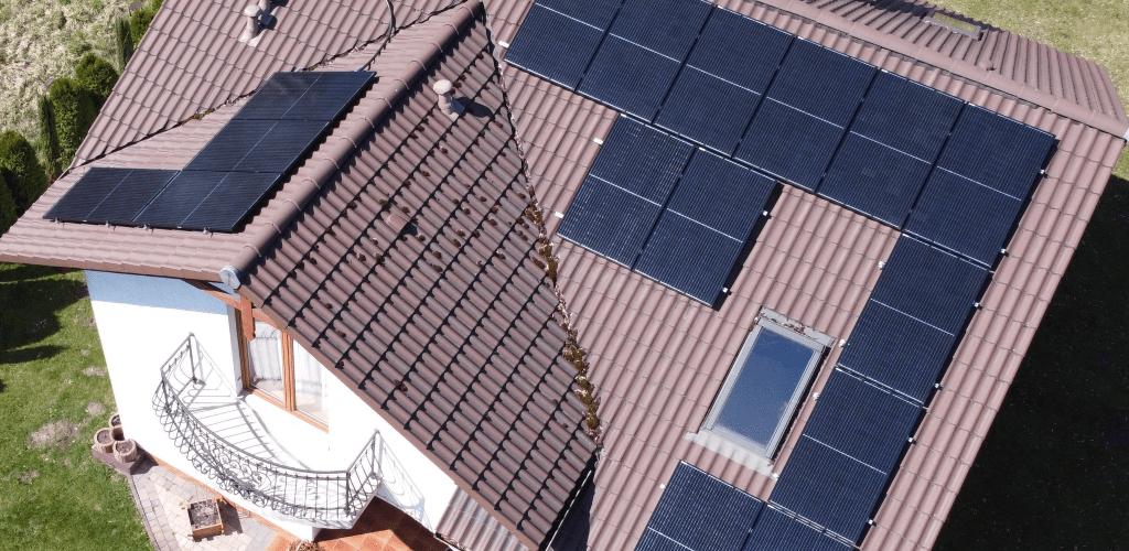 Panele solarne wImielinie omocy generatora PV 6,3 kW