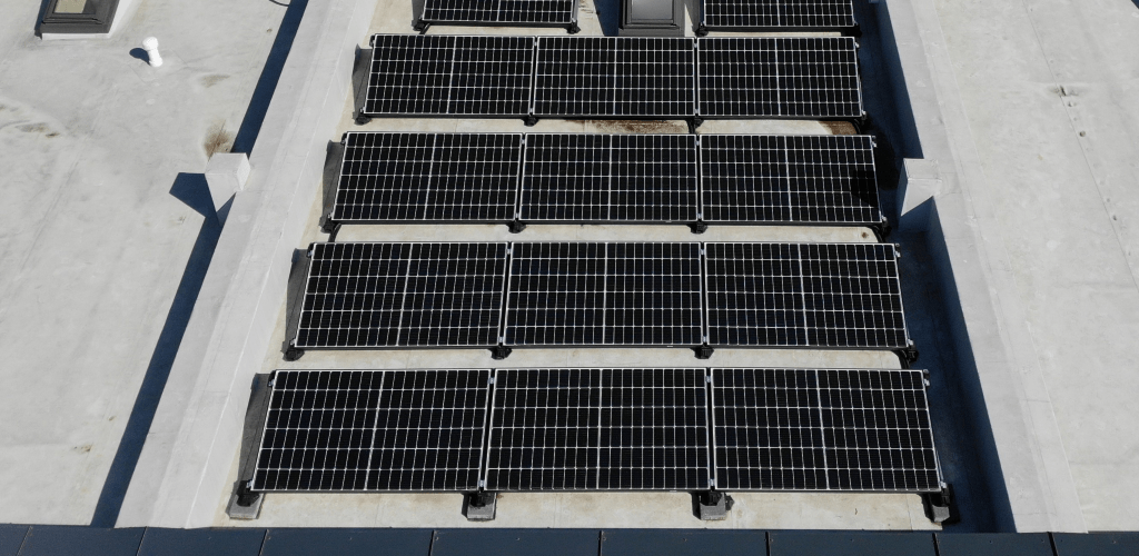 Budynek samowystarczalny energetycznie na osiedlu Mikołaja w Bieruniu