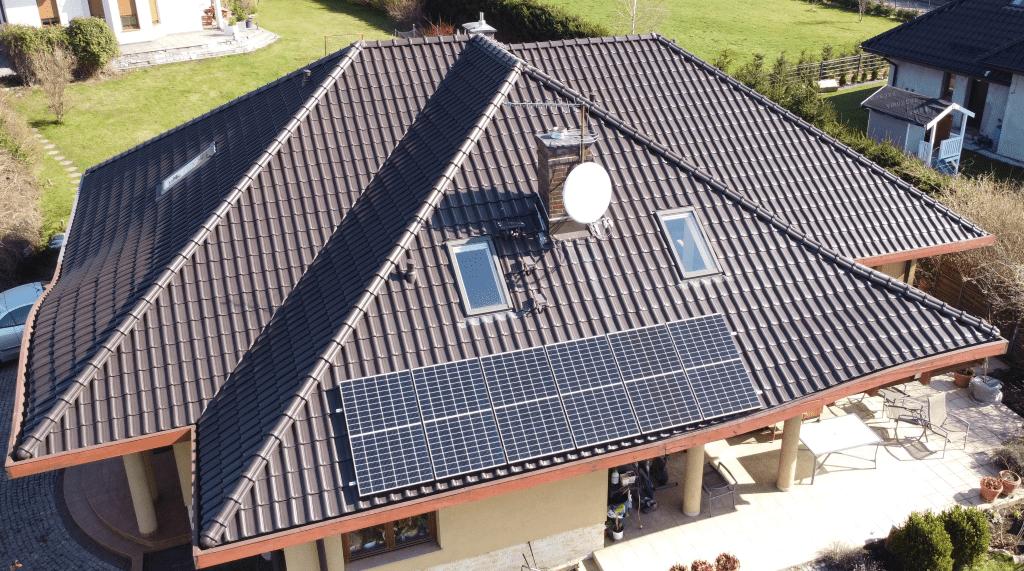 Panele solarne w Imielinie o mocy generatora PV 6,3 kW
