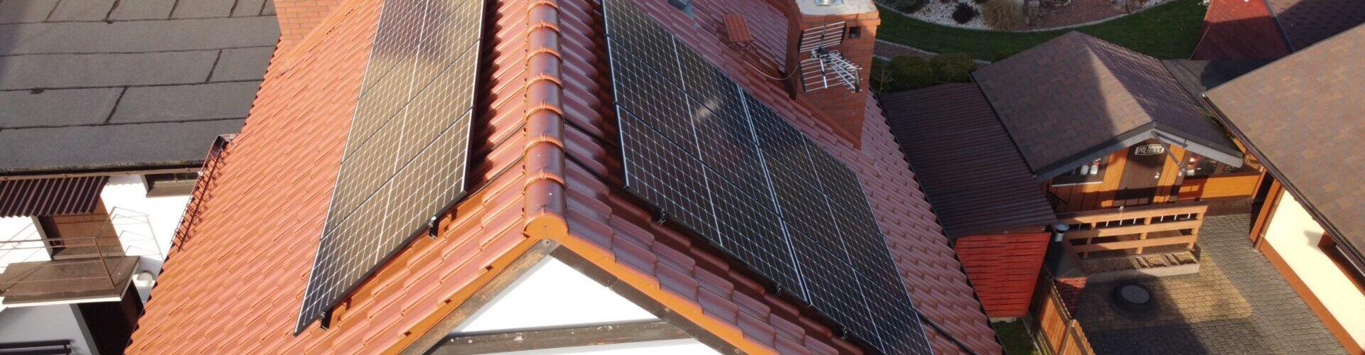 Fotowoltaika Pszczyna generator PV 4,2 kWp