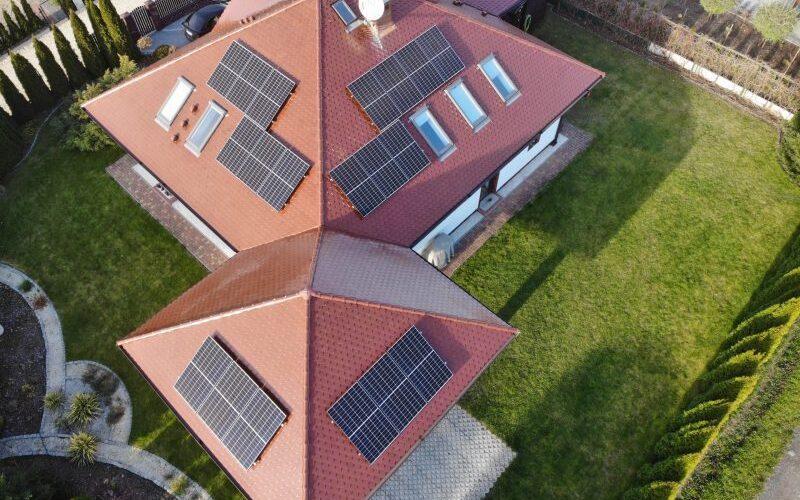 Fotowoltaika na karpiówce Mysłowice PV 7 kWp
