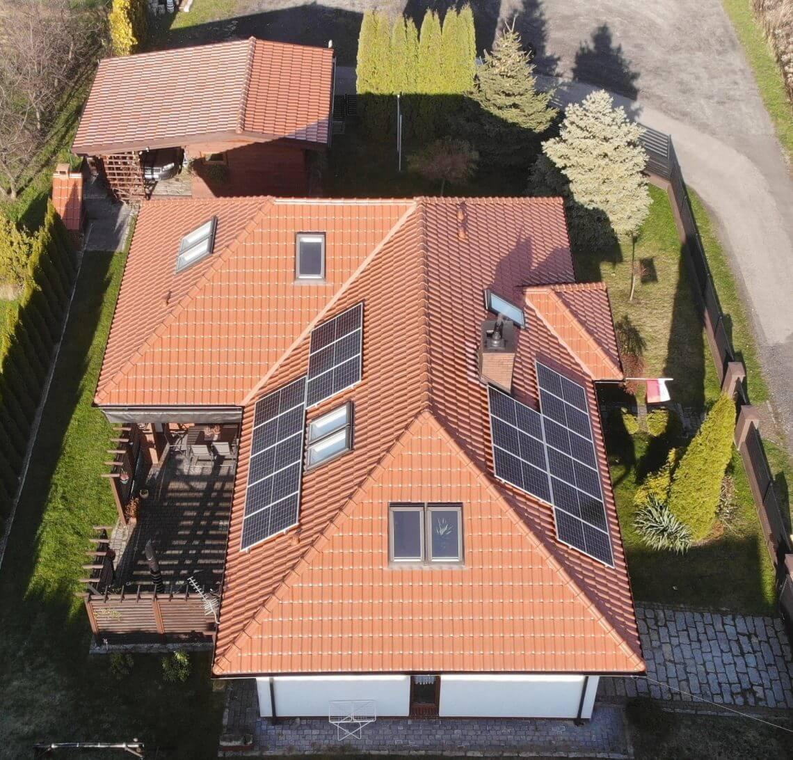 Panele słoneczne w Imielinie PV 5,8 kW