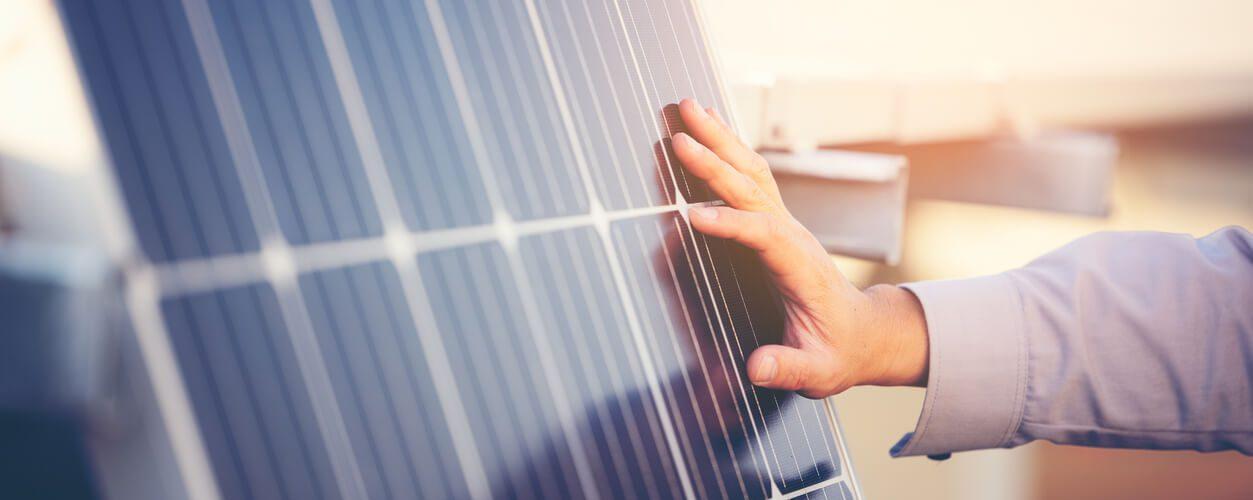 panel solarny, solar
